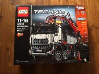 NEW LEGO Technic Mercedes-Benz Arocs 3245 42043