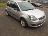 2006 FORD FIESTA 1.2CC ONLY 60,000 MILES QUICK SALE £999