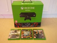 Xbox One - 500GB - Excellent condition