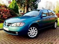 Only £1250. Striking Low Mileage Car Worth. Check Out.