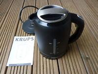 Krups Black Kettle - Not Working