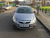 VAUXHALL CORSA 1.3 LIFE CDTI, LONG MOT, MANUAL, 2 KEYS, CHEAP