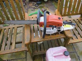 MT 9999 chainsaw stihl copy 18inch bar £60 ono