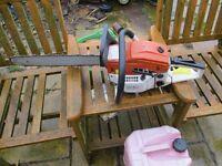 MT 9999 chainsaw stihl copy 18inch bar £60 no offers