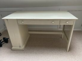 Cream Desk