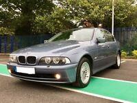 2000 BMW 525i SE PX SWAP 000s spent