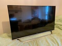 """LG 49"""" 3D 4K Smart TV - Great size for movies and gaming!"""