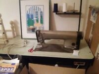 Free Industrial Sewing Machine - Needs to go ASAP!