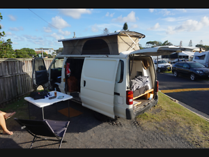 Toyota  Hiace Poptop van *Need gone* Murrumba Downs Pine Rivers Area Preview