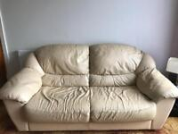 Free Leather Sofa and recliner