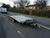 Car trailer for sell 2500kg+
