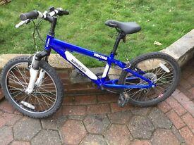 "Bike by Saracen used 12"" 6-8 yrs"