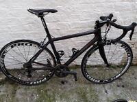 Planet X Pro Carbon Ultegra Racing Bike