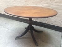 Dining Table, Oval, Seats 6 - REDUCED - Great Portland Street W1W