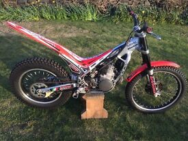 Beta Evo 290cc 2010 Trials Bike