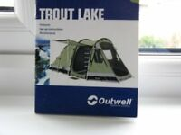 outwell trout lake 4