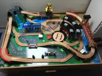 train IMAGINATION play table