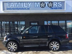2008 Land Rover Range Rover Sport Supercharged LOADED 129K!