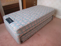 Slumberrest Options Deluxe Single Bed with Companion Under-Bed