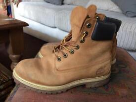 Timberland boots - size 6.5