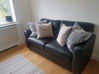 Black Debenhams Sofa