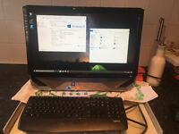 """Cheap lenovo B500 all in one computer 23"""""""