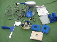 Home-Tek Light 'N' Easy Hand held Steam Cleaner - Model HT 885