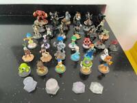 Disney Infinity game & figures