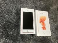 APPLE IPHONE 6S 32GB UNLOCKED IMMACULATE CONDITION for sale