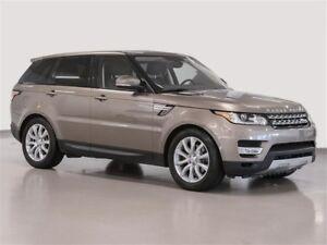 2016 Land Rover Range Rover Sport V6 HSE (2016.5) @2.9% INTEREST