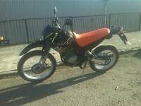Yamaha XT125 R