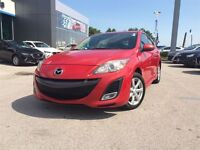 2011 Mazda MAZDA3 SPORT GS--2.5L  NICE ONE OWNER!!