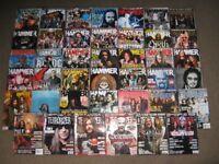 Metal Hammer & Terrorizer Magazines x40 Job Lot. Iron Maiden. Metallica. Sabbath, Guns n Roses, etc