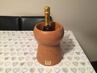 XL Cork Champagne Cooler (RRP £60) / Wedding Present