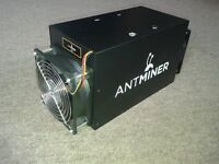 Antminer S3+ 453 GH/s ( have 4xS3+ , £60 each + £20 delivery )