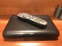 Sky HD Box & Remote Control
