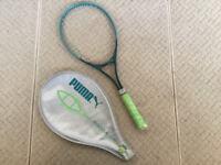 Puma Prestige Tennis Racket. Not recently used. Would Suit Beginner.