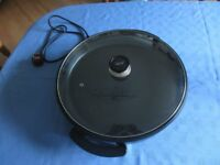 Palson Mulit-Cooker - ideall for paella