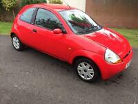 2008 FORD KA STYLE LONG MOT LOW MILES BARGAIN may swap