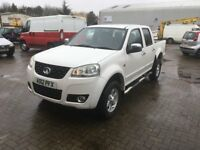 2012 Steed Pick-up....NOT VAT!!!....Low Miles @ 49,162....12 Mth MOT Available....P/X Considered