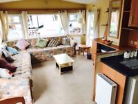 **LUXURY** 2 Bedroom Static Caravan With Bath & Shower! NORTHWEST! 12 Month Owner Season!