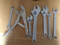 set of spanners and other tools