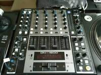 Denon mixer for professional djs