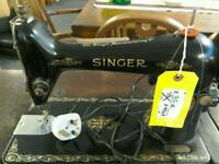 Singer Sewing machine & Table #29948 £35