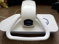 modern Steam iron press DOMENA Excellence SP 4000 - full working order £95 M'bro TS8