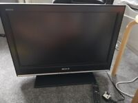 Sony kdl26s3000 TV with SD Freeview tuner but HD capable