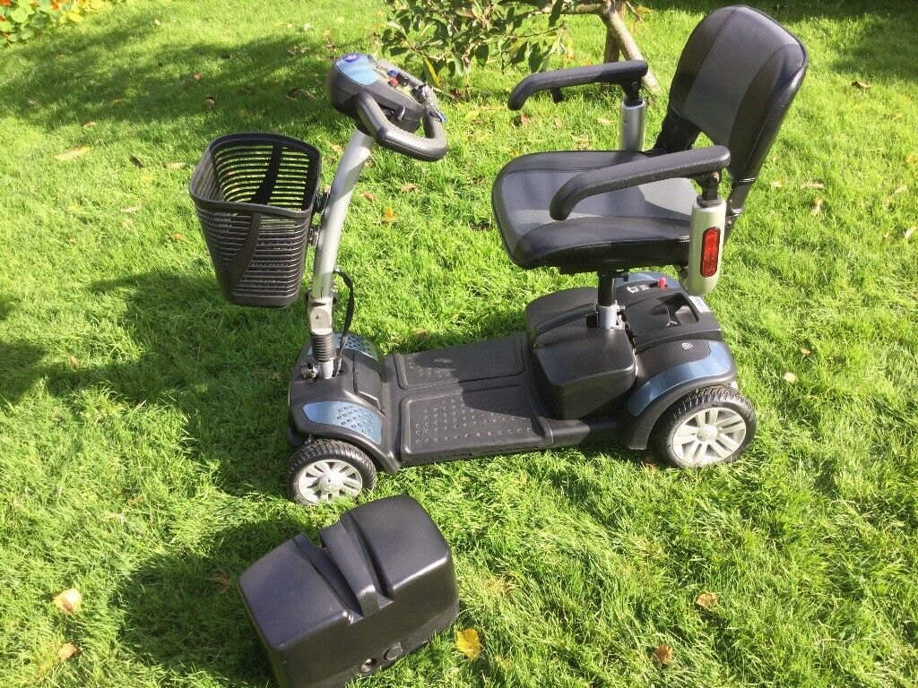 TGA Eclipse Mobility Scooter excellent condition hardly used.