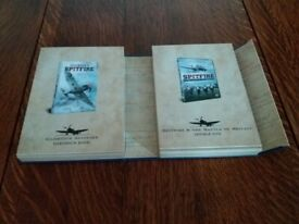 SPITFIRE – Book & DVD Set /MINT CONDITION
