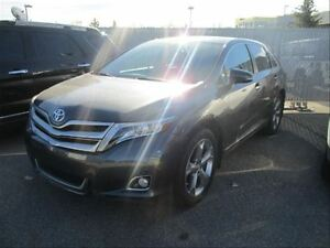 2014 Toyota Venza Limited V6 | AWD | NAV | Leather