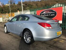 2012 (62 reg) Vauxhall Insignia 2.0 CDTi 16v SRi 5dr Hatchback Turbo Diesel 6 Speed Manual
